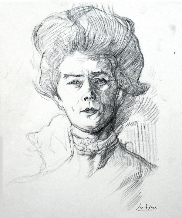 drawingofjane