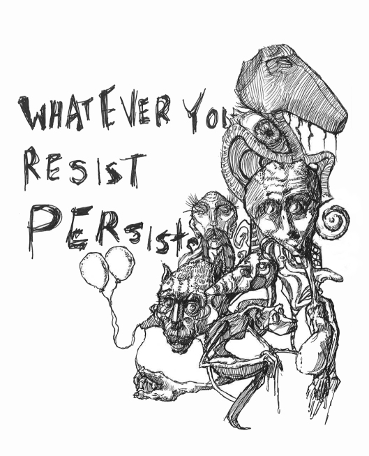 resistence copy